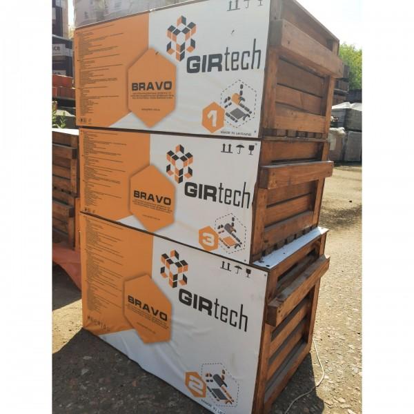 """Помпейская печь Girtech Bravo (набор """"все включено"""")"""