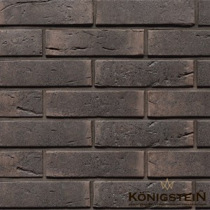 КС-керамик Мангейм Шварц полнотелый печной кирпич