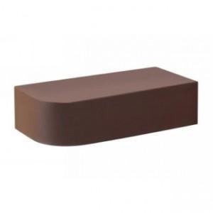 КС-керамик Рочестер  закругленный (радиусный) полнотелый R-60