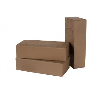 12.201100L Кирпич полнотелый печной Lode Brunis 250x120x65 коричневый