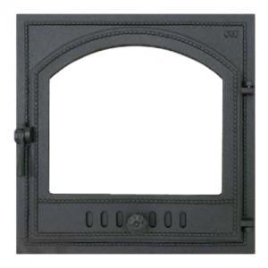 Каминная дверца одностворчатая, герметичная, правая SVT 405