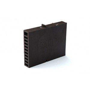 Вентиляционная коробочка Baut коричневый 80х60х12