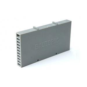 Вентиляционная коробочка Baut светло-серый 115х60х12
