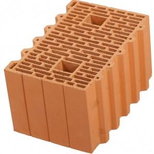 Крупноформатный строительный блок Porotherm 38