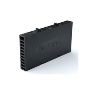 Вентиляционная коробочка Baut темно-серый 115х60х12