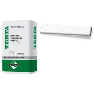 Цветная кладочная смесь Тертамакс M 0151 белая