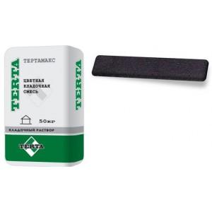 Цветная кладочная смесь Тертамакс M 0163 черная