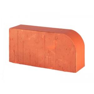 12.101115L Фигурный кирпич Lode Janka F15 (R-60) красный гладкий