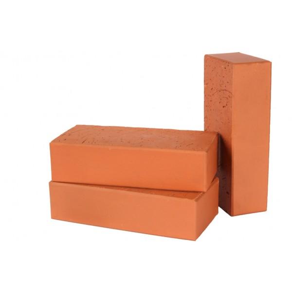 12.101100L Кирпич полнотелый Lode Janka, 250x120x65 красный