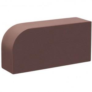 КС-керамик R-60 шоколад закругленный (радиусный) полнотелый R-60
