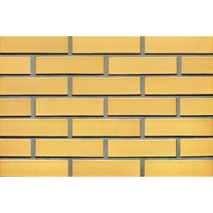 01-01-01-0200-1 Кирпич полнотелый SAHARA ярко-желтый гладкий 250х120х65 LODE