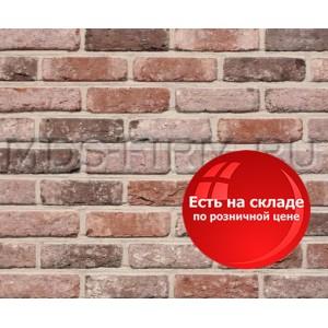 Облицовочный кирпич ручной формовки Heylen Bricks 235 Oud Bokrijk (РАСПРОДАЖА СО СКЛАДА) / Цена от 1 поддона: 96,44 РУБ