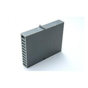 Вентиляционная коробочка Baut светло-серая 80х60х12