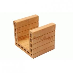 Строительный крупноформатный блок KERAKAM U 100/50