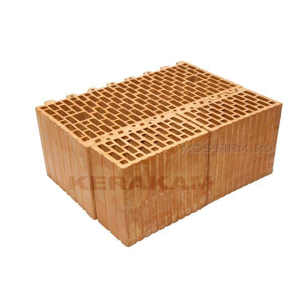 Строительный крупноформатный блок KERAKAM 51 100-125/50