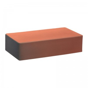 Лицевой кирпич полнотелый КС-керамик Аренберг Флешкрасный