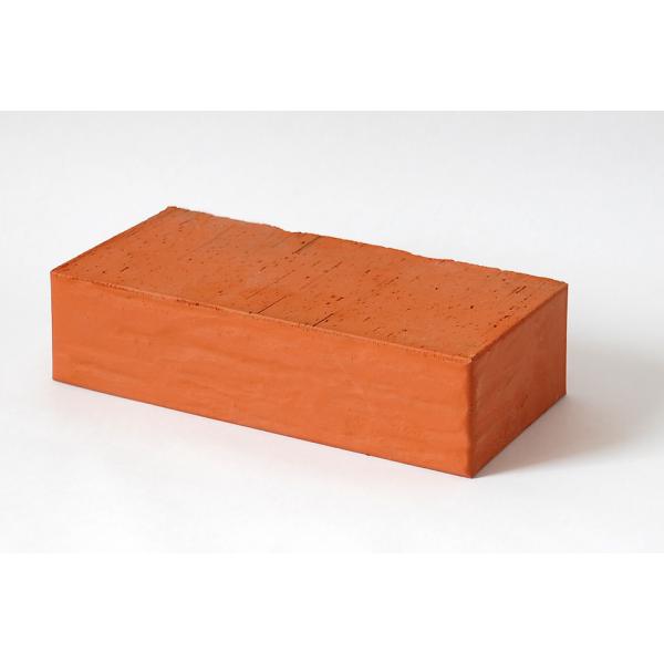 Oблицовочный кирпич полнотелый Lode Vecais Janka, 250x120x65 красный ретро