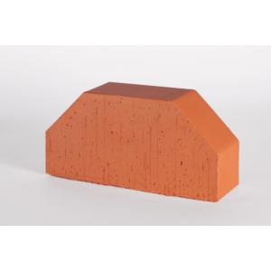 12.101107L Фигурный кирпич Lode Janka F7, 250x120x65 красный гладкий