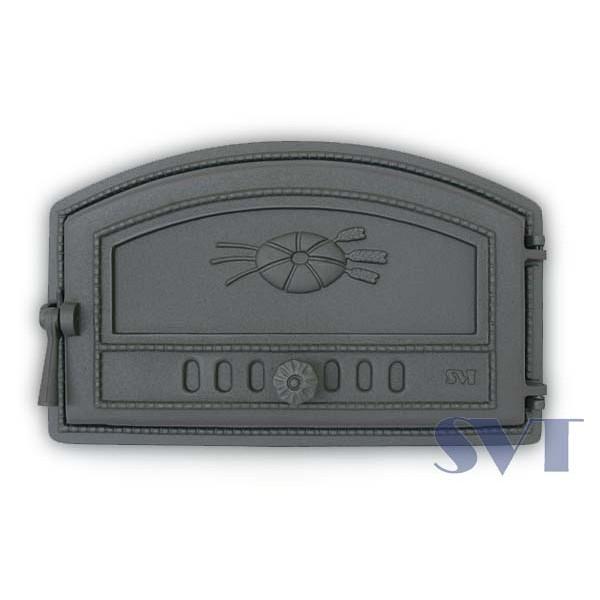 SVT 422 ДВЕРЦА ХЛЕБНОЙ ПЕЧИ (герметичная сплошная правая)
