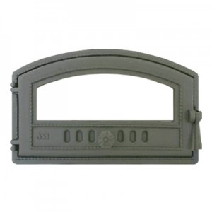 SVT 423 Дверца хлебной печи герметичная застекленная левая