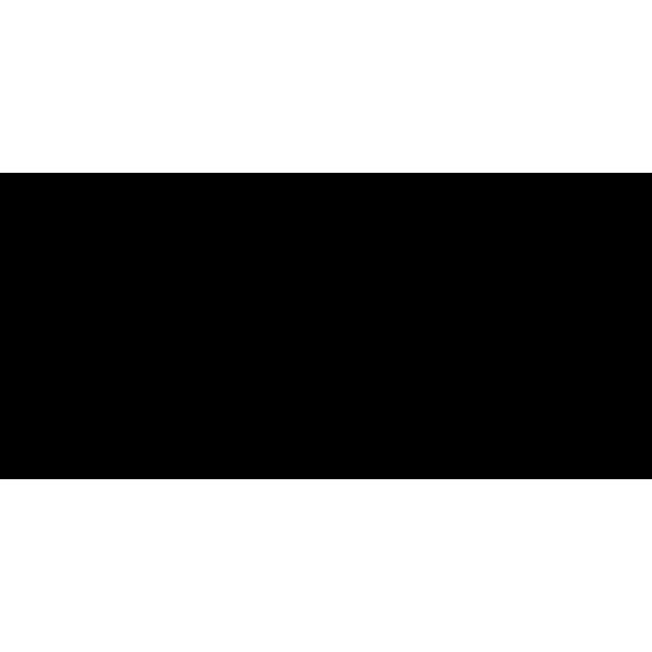 Перекрытие забора Lode полнотелое большое Brunis коричневое 310х100х88