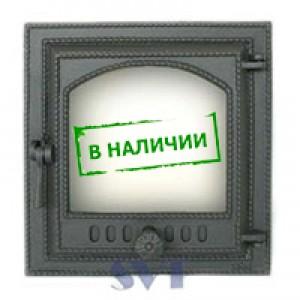 Каминная дверца одностворчатая, герметичная, правая SVT 410