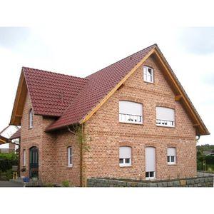Кирпич ручной формовки Nelissen Oud Limburg Baekel (Baekelsystem 69)