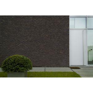 Кирпич ручной формовки Nelissen 09 Zwart Mangaan (Obscuro 09)