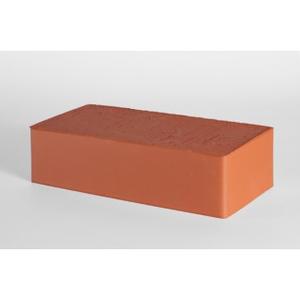 Oблицовочный кирпич полнотелый Lode Janka, 250x120x65 красный