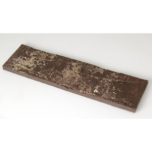 Плитка под кирпич Lode Raimond, 250x10x65 коричнево-желтая, гладкая
