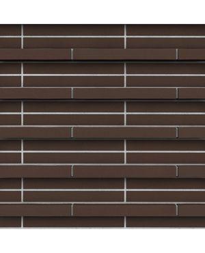 Кирпич лицевой ригель-формата ABC-Klinker 1,6НФ шоколад