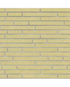 Кирпич лицевой ригель-формата ABC-Klinker 1,2НФ цвет Сахара