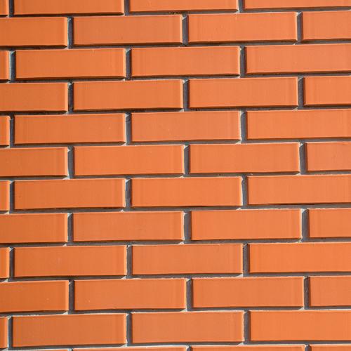 Облицовочный кирпич фасадный КлинКЕРАМ Рубин